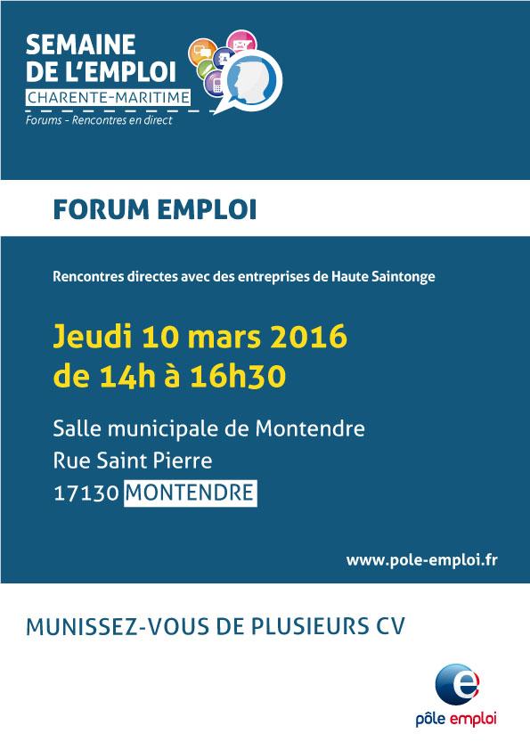 forum de l u0026 39 emploi